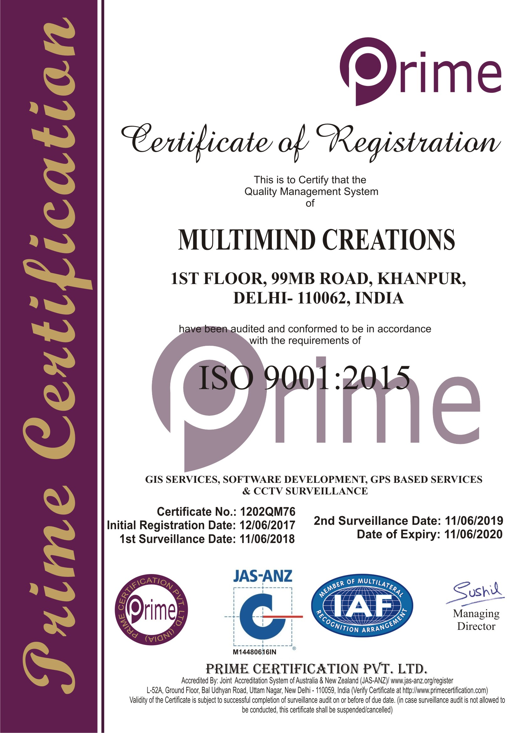 Multimind creations mmc quality certification is a leading expert in system certification and inspection services founded in 2008 organization has built a credible reputation xflitez Gallery